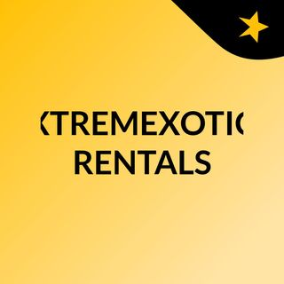 Drive Your Dream Cars With Xtremexotic Rentals