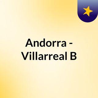 Andorra - Villarreal B