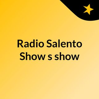 Intro Radio Salento Show