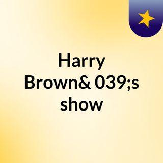 הארי בראון בביצוע מרשים של אביאור מלסה ''הכל'''הכל''