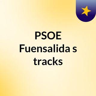 PSOE Fuensalida's tracks