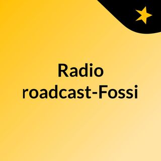 Radio Broadcast-Fossils