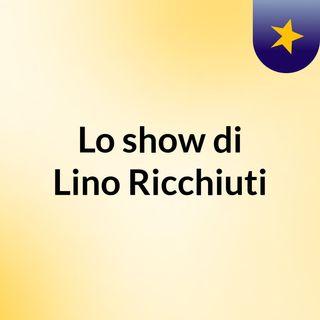 Intervista a Lino Ricchiuti su Radio Super Sound - Sardegna
