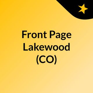 Front Page Lakewood (CO)