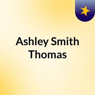 Ashley Smith Thomas