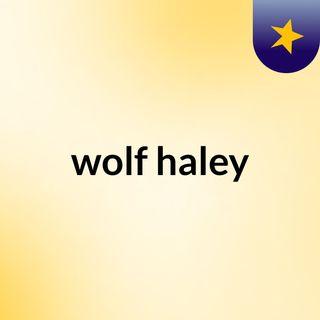 wolf haley