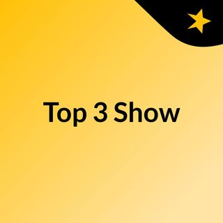 Top 3 Show (As 3 Músicas Mais Tocadas No Reino Unido)