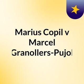 Marius Copil v Marcel Granollers-Pujol