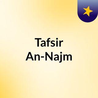 Tafsir An-Najm