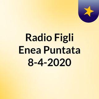 Radio Figli Enea Puntata 8-4-2020