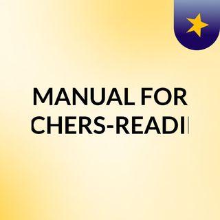 Manual Question 4 Section IX