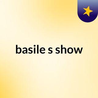 Basile show's 1