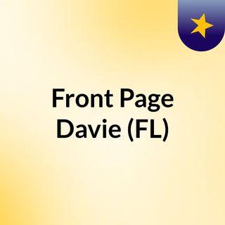 Front Page Davie (FL)