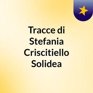 Tracce di Stefania Criscitiello Solidea