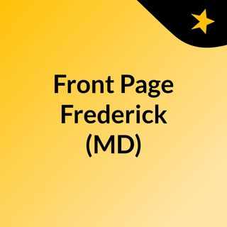 Front Page Frederick (MD)