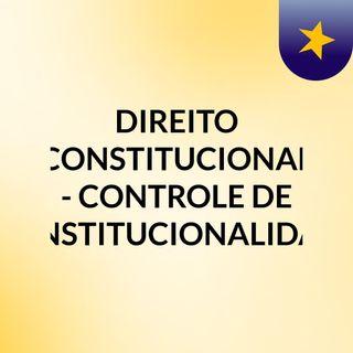 CF - CONTROLE DE CONST - ADI