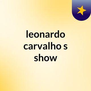Leonardo Carlos Oliveira De Carvalho