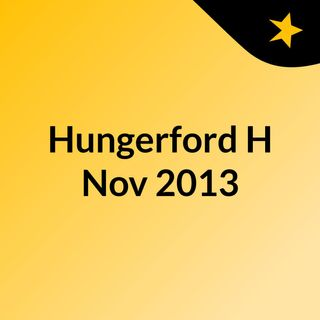 Hungerford H Nov 2013