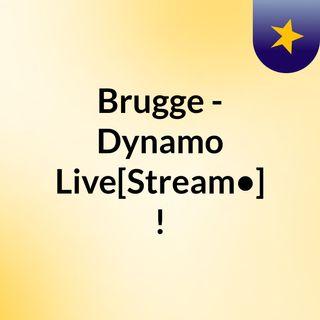 Brugge - Dynamo Live[Stream•]?!