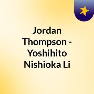 Jordan Thompson - Yoshihito Nishioka Li