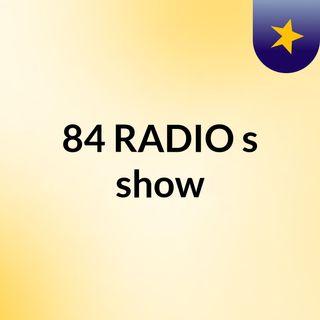 84 Radio Local Artist Mix