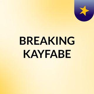 breaking kayfabe may 3rd