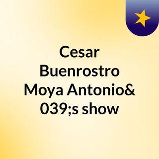 Programa De Radio 3A César Antonio, Ana Celia, Jose Osvaldo, Adrian Mauricio, Karen Yoselin, Angela Guadalupe