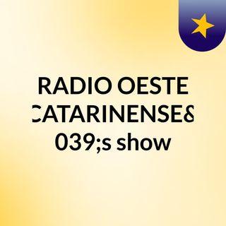 RADIO  OESTE  CATARINENSE