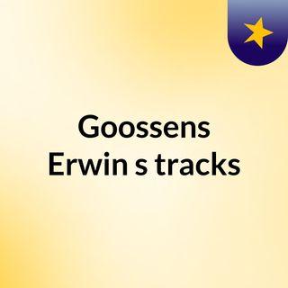 Goossens Erwin's tracks