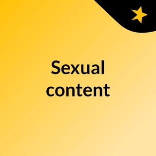 Sexual content