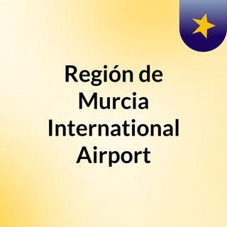 Región de Murcia International Airport &