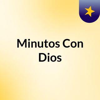 Minutos Con Dios