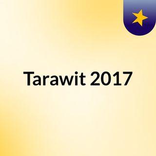 Tarawit 2017