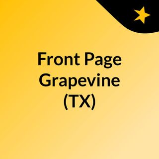 Front Page Grapevine (TX)