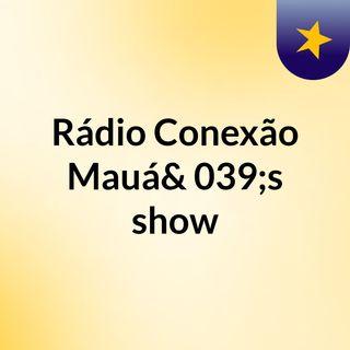 Web Rádio Conexão Mauá
