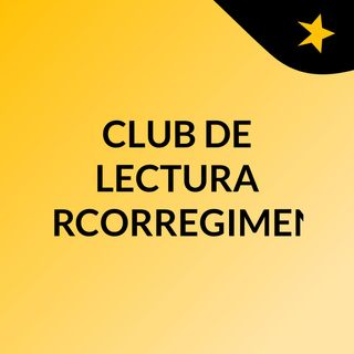 CLUB DE LECTURA INTERCORREGIMENTAL