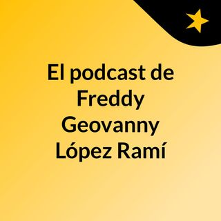Podcast No. 1 Química