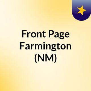 Front Page Farmington (NM)