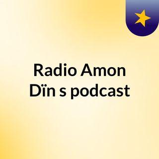 Radio Amon Din ormai è una famglia!