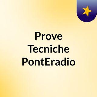 Prove Tecniche PontEradio