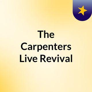 The Carpenters Live Hd Revival
