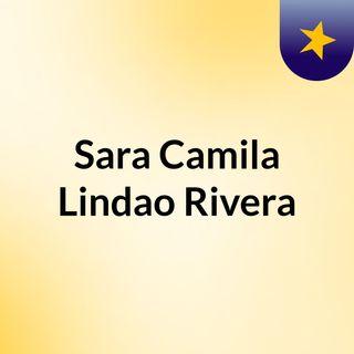 Sara Camila Lindao Rivera