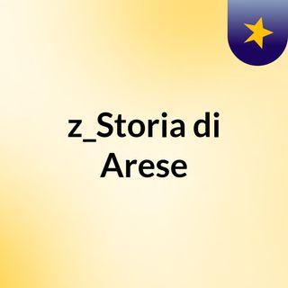 z_Storia di Arese