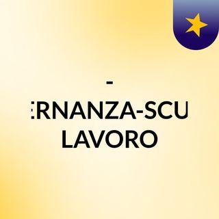 - ALTERNANZA-SCUOLA LAVORO