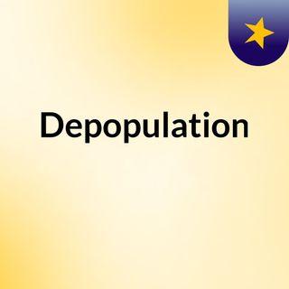 Depopulation?