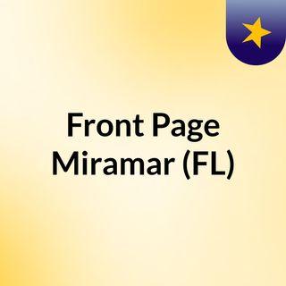 Front Page Miramar (FL)
