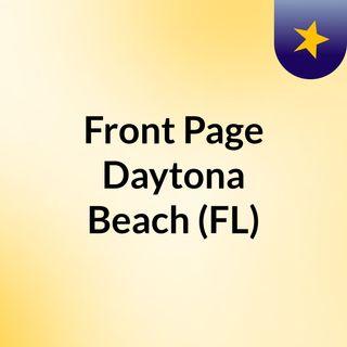Front Page Daytona Beach (FL)
