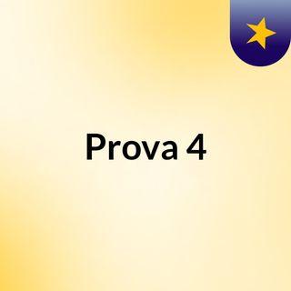 Prova 4