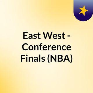 Episode 4 - NBA Finals are near.
