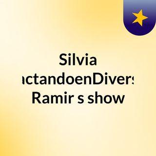 Silvia LactandoenDiverso Ramir's show